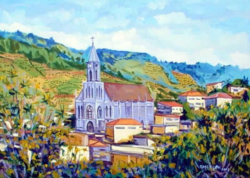 Muniz Freire Espírito Santo fonte: www.morrodomoreno.com.br